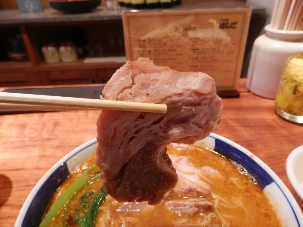 支那麺はしご本店太肉