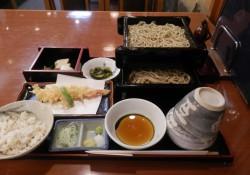 薮伊豆総本店-料理