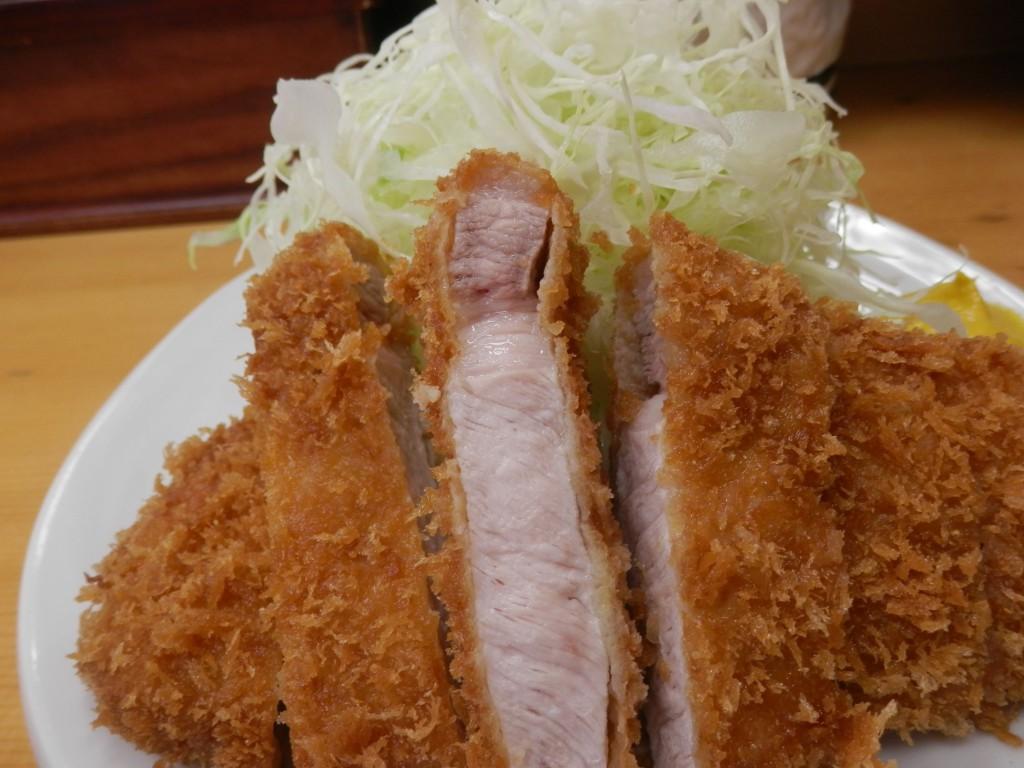 山家 上野店-ロースかつ