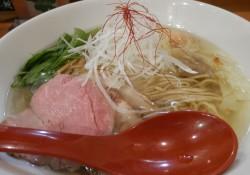 麺屋翔 特製塩ラーメン